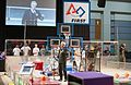 Navy leadership kicks off the afternoon round Robotics Competition at the Washington Convention Center in Washington, D.C. (6901551526).jpg
