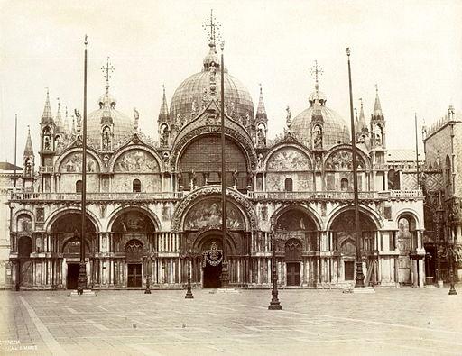 Naya, Carlo (1816-1882) - Venezia - n. 02 - Piazza di San Marco