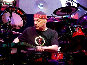 Neil Peart cover
