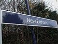 New Eltham stn signage.JPG