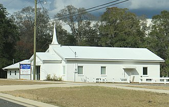 New Hope, Florida - Image: New Hope United Methodist Church FL