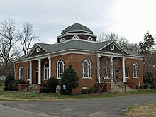 Church at New Market, Alabama