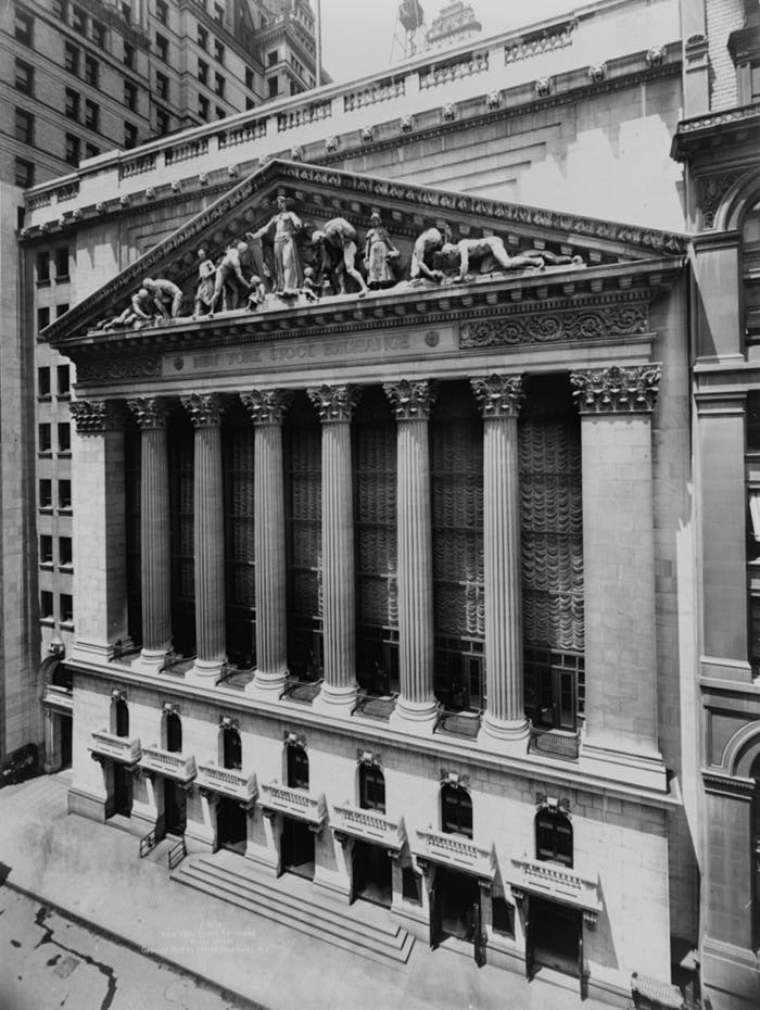 New York Stock Exchange LC-USZ62-124933