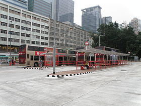 New site of Kwun Tong (Yue Man Square) Bus Terminus.JPG