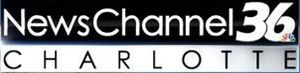 "WCNC-TV - WCNC-TV's ""NewsChannel 36"" logo used until fall 2012."