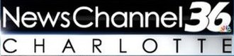 """WCNC-TV - WCNC-TV's """"NewsChannel 36"""" logo used until fall 2012."""