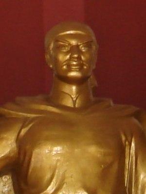 Nguyễn Nhạc - Emperor Thái Đức