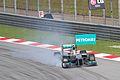 Nico Rosberg brake smoking 2012 Malaysia.jpg