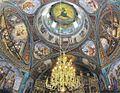 Nicolae Grigorescu - Manastirea Zamfira - Cupola bisericii.jpg
