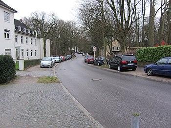 Zwischen Lindenallee und Moltkestraße