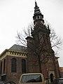 Nieuwe Kerk (Haarlem) west gate.jpg