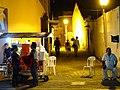 Nighttime Street Scene - Tlacotalpan - Veracruz - Mexico (16067567465).jpg