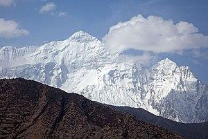 Nilgiri Himal - Nilgiri North