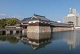 Ninomaru, Hiroshima Castle, West view 20190417 1.jpg