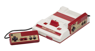 1983 in Japan - Nintendo's Famicom