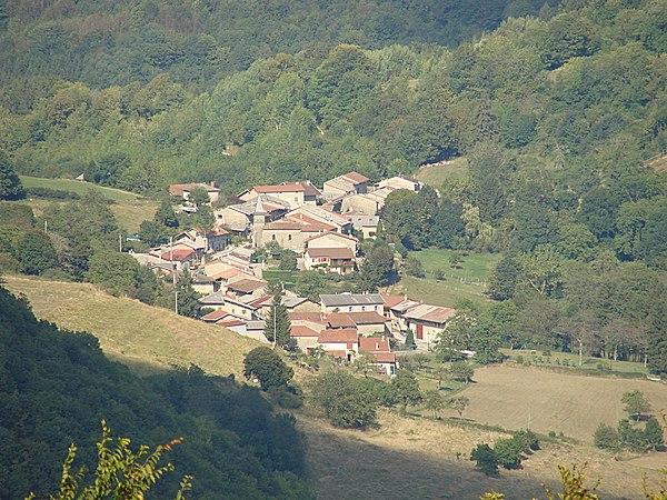 Photo de la ville Nivollet-Montgriffon