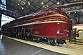 No. 6229 Duchess of Hamilton in re-streamlined condition, on display at the National Railway Museum in York - geograph.org.uk - 2200500.jpg