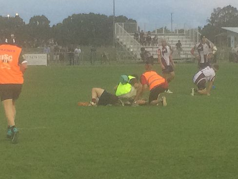 Noosa player injured 2014-09-13 17.25.43.jpg