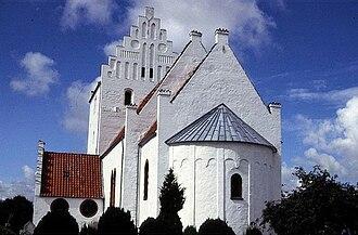 Horbelev - Horbelev Church, Falster