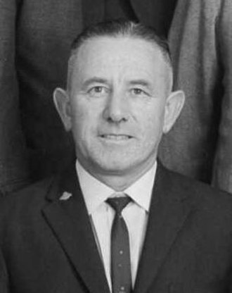 Minister for Social Development (New Zealand) - Image: Norman King, 1966