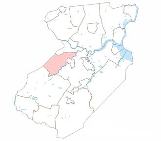 North Brunswick, New Jersey - Image: North Brunswick twp nj