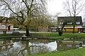 North Waltham village pond - geograph.org.uk - 1770827.jpg