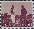 Norwegian stamp NK547 Munch.jpg