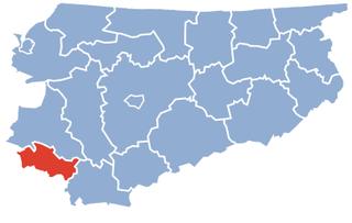 Nowe Miasto County County in Warmian-Masurian Voivodeship, Poland