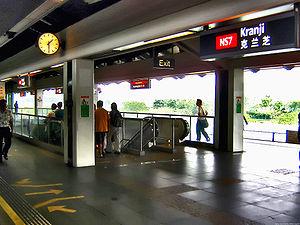Kranji Singapore