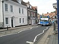 Number 11 bus in Chesil Street - geograph.org.uk - 1540885.jpg