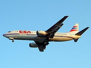 OK-CGI Boeing 737-400 of Czech Airlines OK-CGI.jpg