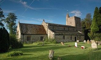 Oakley, Buckinghamshire - Image: Oakley St Mary NE