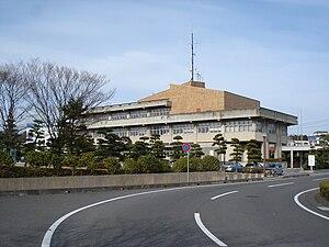 Ōarai, Ibaraki - Ōarai town hall
