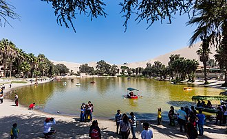 Ica, Peru - Image: Oasis de Huacachina, Ica, Perú, 2015 07 29, DD 23