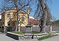 Ochoz u Brna, Obce, kříž u silnice (2017-04-10; 01).jpg