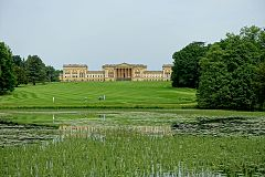 Octagon Lake with Stowe House, Stowe - Buckinghamshire, England - DSC06825.jpg