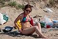 Odessa - woman at the beach.jpg