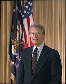 Official portrait of Jimmy Carter - NARA - 179156.jpg