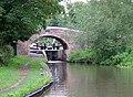 Old Hill Bridge No 107 and Tixall Lock, Staffordshire - geograph.org.uk - 1254876.jpg