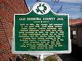 Old Neshoba County Jail Historial Marker December 9 2012.JPG