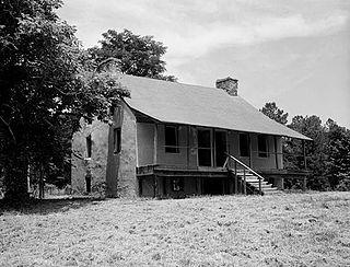 Old Rock House (Thomson, Georgia) United States historic place