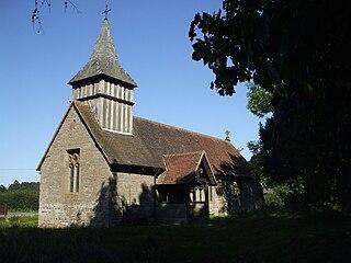 Oldberrow Human settlement in England