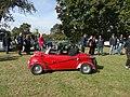 Oldtimertreffen am Waldparkring 2013 098 Messerschmitt Kabinenroller (10213033893).jpg