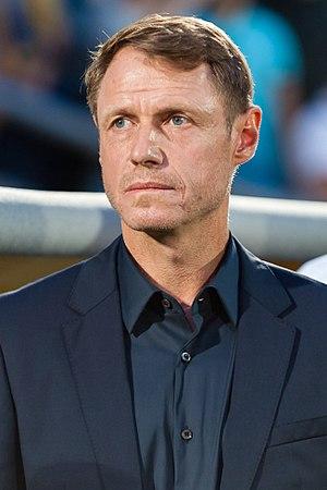 Oleg Kononov - Coaching Akhmat Grozny in 2017