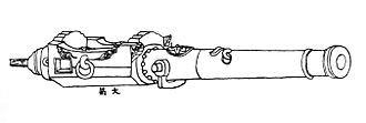 "Artillery of Japan - A 16th-century swivel breech-loading Japanese cannon, called an Ōzutsu (大筒, ""Big Pipe"")."