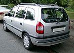 Opel Zafira rear 20080811.jpg