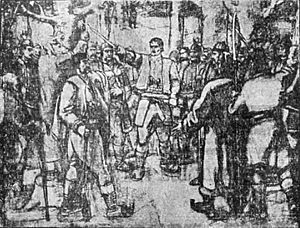 Šumadija - The First Serbian Uprising began in Šumadija (Orašac Assembly depicted).