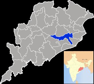 Cuttack district - Image: Orissa Cuttack