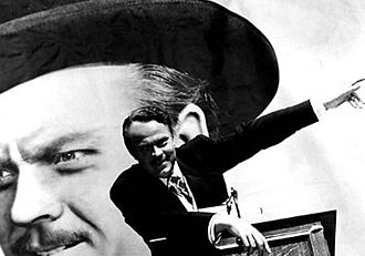 1940s - Orson Welles as Charles Foster Kane in Citizen Kane (1941)