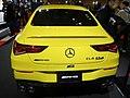 Osaka Motor Show 2019 (279) - Mercedes-AMG CLA 45 S 4MATIC+ Coupé (C118).jpg